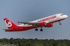 Laudamotion OE-LOD (TO) (U. Heinze) Tags: aircraft airlines airways airplane planespotting plane haj hannoverlangenhagenairporthaj eddv flugzeug nikon