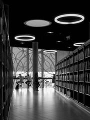 The Mysterons (Jason_Hood) Tags: blackandwhite monochrome birmingham libraryofbirmingham