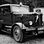 alte Hannomag-Zugmaschine thumbnail