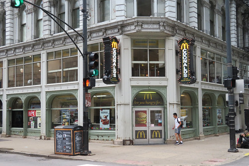McDonald's - Downtown Chicago
