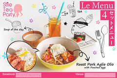 Roast Pork Aglio Olio (ShiroWengPhotography) Tags: japan culture shiroweng photography cosplay cosplayer anime animation malaysia blend blends s stile tea party event design designer 2018 food foodphotography yummy delicious fancy