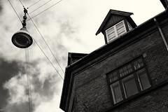 Aalborg II (Muao) Tags: monochrome monochrom blackandwhite noir architecture canon aalborg jutland denmark 5dii 5dmk2
