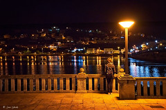 Cavilación (galavardo) Tags: sony a7ii tamron2875mm28 noche night street viveiro lugo galicia españa spain mirrorless
