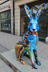 IMG_4772 (.Martin.) Tags: gogohares 2018 norwich city sculpture sculptures trail gogo go hares art norfolk childrens charity break