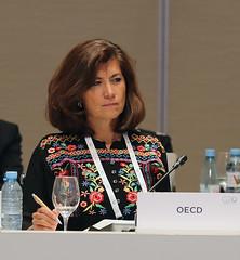 Gabriela Ramos, sherpa de la OCDE - 3era Reunión de sherpas (G20 Argentina) Tags: destacadas highlight gabriela ramos oecd sherpa 3rd meeting