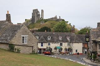 England / Dorset - Corfe Castle