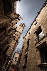 Santa Eulalia (noldor12) Tags: catedraldesantaeulalia sxiixv seu seo barcelona ciudadcondal gótico neogótico cataluña spain canoneos6d canonef1635f4lisusm
