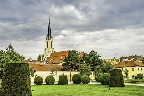 Parish Church of Maria Hietzing