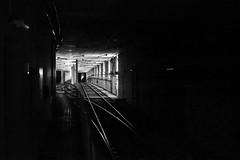 DSC_9367 (Dortmund West BahnDesign) Tags: dortmund nrw street urban urbanity urbanität unterwegs ubahn underground train tren trains treni treinen trein tracks track tunnel bahn bahnhof bahnanlage betriebswerk dwbahndesign monochrome monochrom