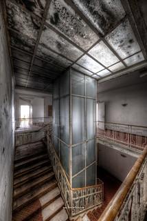 Elevator Topfloor