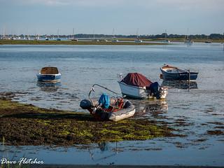 Emsworth Water West Sussex..