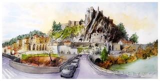 Sisteron - Provence - France