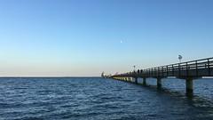 schon schön da :-) (kalakeli) Tags: landungssteggrömitz grömitz august 2018 balticsea ostsee meer sea