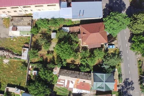 Tsaghkadzor, Garden, aerial view, 2018.07.18 (03)