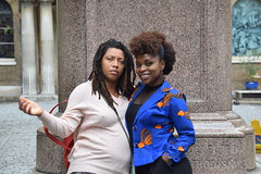 DSC_6682 John Wesley's Chapel City Road London with Alesha from Jamaica and Tricia from Ghana Two Beautiful Ladies (photographer695) Tags: john wesley's chapel city road london with alesha from jamaica tricia ghana two beautiful ladies