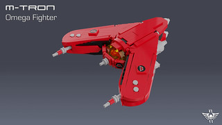 M-Tron Omega Fighter