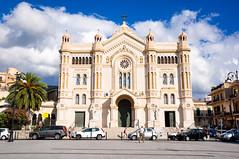 Duomo di Reggio Calabria (Valdy71) Tags: chiesa church reggio calabria holy italy italia city building travel viaggi nikon valdy