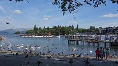 Summer at Windermere (Bob.W) Tags: lakewindermere cumbria
