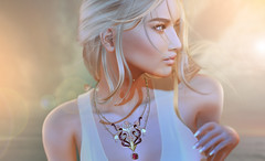 KUNGLERS Marianne (AvaGardner Kungler) Tags: kunglers avagardnerkungler avakungler secondlife jewelry weloveroleplay virtual digital 3d mesh photography portrait photoshop necklace gemstone fantasy roleplay