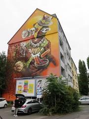 INTI / Cologne - 15 aug 2018 (Ferdinand 'Ferre' Feys) Tags: keulen cologne köln deutschland germany berlin streetart artdelarue graffitiart graffiti graff urbanart urbanarte arteurbano ferdinandfeys inti