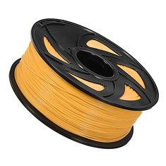 2Pcs Yellow 1Kg 1.75mm ABS Filament for Anet 3D Printer (1320955) #Banggood (SuperDeals.BG) Tags: superdeals banggood electronics 2pcs yellow 1kg 175mm abs filament for anet 3d printer 1320955