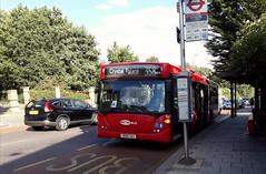 Go-Ahead London Metrobus 563 YN08OAV | 358 to Crystal Palace (Unorm001) Tags: yn08 oav 358 go ahead