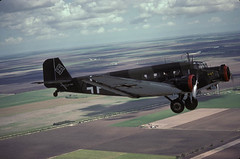 CASA 352L Spanish Ju 52 Commemorative Air Force JEC 04113 (ww2color.com) Tags: casa352l junkers ju52 commemorativeairforce