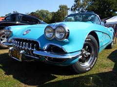 American Car Show - Museum of Power - 020918 / DSCF5955 (ColeTrickle#46) Tags: 2018 museumofpower chevroletcorvette