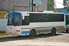 KAvZ-4235-42  Т 620 КХ 45 (RUS) (zauralec) Tags: автомобиль грузовик курган улица город автобус kurgancity streetclarazetkin kavz423542 т 620 кх 45 rus