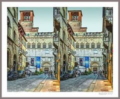 Last lights 3D (Immagini 2&3D) Tags: perugia umbria italy