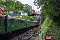 Alresford 18 August 2018 00304.jpg (JamesPDeans.co.uk) Tags: alresford forthemanwhohaseverything england transport engine gb printsforsale train transporttransportinfrastructure rollingstock landscape roads sign steamengine industry unitedkingdom signal thewatercressline greatbritain britain railwaycompanies midhampshirerailway wwwjamespdeanscouk hampshire europe railway landscapeforwalls jamespdeansphotography uk digitaldownloadsforlicence