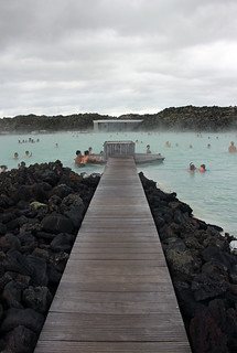 Step into the Blue Lagoon