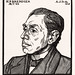 Portrait of Hendricus Petrus Bremmer (1916) by Julie de Graag (1877-1924). Original from the Rijks Museum. Digitally enhanced by rawpixel.