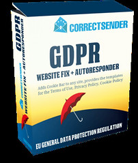 Correctsender – GDPR Fix Review – Excellent GDPR Solution (Sensei Review) Tags: internet marketing correctsender gdpr fix bonus download gabo bruno oto reviews testimonial