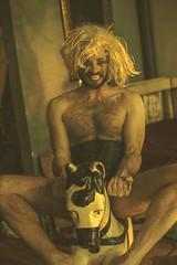LOEV  Jhon Waters, publication (tim_asato) Tags: timasato loev magazine danielrebollo danirebollo marytorres caballito horse shirtless sincasmieta hunk trunk makeup maquillaje drag sxy fun smile sex pecs abs corset bicep heary beard beardedmen sexuality jhonwaters portrait retrato fair feria hourse wig pluca muscle musculo catalan actor spanish español legs piernas jock studd tears lagrimas