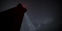 Stars on Ploumanach