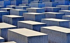 Berlin memorial (Tobi_2008) Tags: berlin denkmal memorial holocaustmemorial deutschland germany allemagne germania