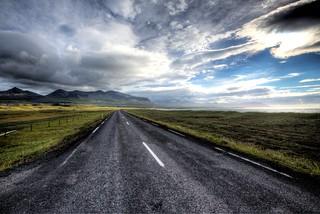 Snæfellsnesvegur, Rt 54, Iceland