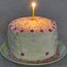 Tiya's Piñata Cake