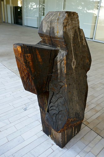 Wood art, Museum of Contemporary Art