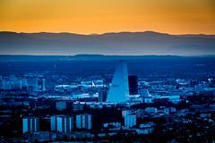Bau 1 (UpuautX) Tags: sony a7iii 70300mm roche tower turm basel
