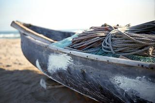 Omani Fishing Boat, 1990