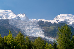 Mont Blanc, France (mandyhedley) Tags: chamonix france montblanc holiday alps mountains snow travel landscape glacier