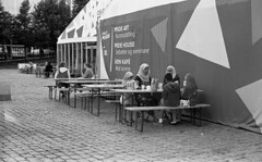 ANALOGUE OSLO (BambiValentee) Tags: oslo norway norwegen grønland analog analogue analoguephotography street streetphotography urban urbanphotography 35 35mm kleinbild black white blackandwhite blackwhite film is dead filmisnotdead abstract artsy konica hexacon autoreflex autoreflextc xtol darkroom developing dunkelkammer apx agfa ilford fomapan
