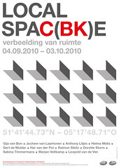 Local Space - poster (Richard Pijs) Tags: posters