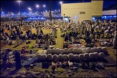 Muzdalifah by Night (*monz*) Tags: hajj mazdulifah mina arafat makkah night desert monz muslim islam