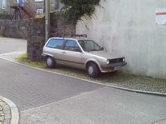 BANGERNOMICS. (RUSTDREAMER.) Tags: rustdreamer bangernomics volkswagen polo 1988