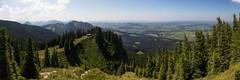 Zurück aus den Bergen (Jörgenshaus) Tags: bayern allgäu panorama ferien