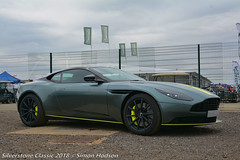 Silverstone Classic 2018 - Aston Martin DB11 AMR (Si 558) Tags: astonmartin aston martin amr db11 astonmartindb11amr astonmartindb11 silverstone silverstoneclassic silverstoneclassic2018 2018 classic historic motorsport festival supercar carshow supercarshow