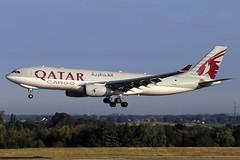 Qatar Airways Cargo  Airbus A330-243(F) A7-AFF (widebodies) Tags: liege lüttich lgg eblg widebody widebodies plane aircraft flughafen airport flugzeug flugzeugbilder qatar airways cargo airbus a330243f a7aff